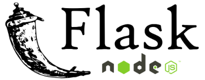 flask and node