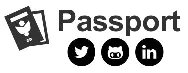 Social Authentication in Node js with Passport
